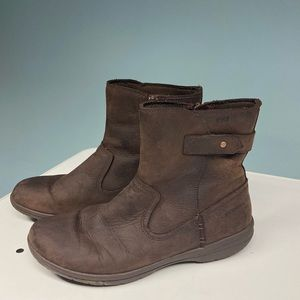 MERRELL Encore Kassie Mid Waterproof Dry Boots sz9